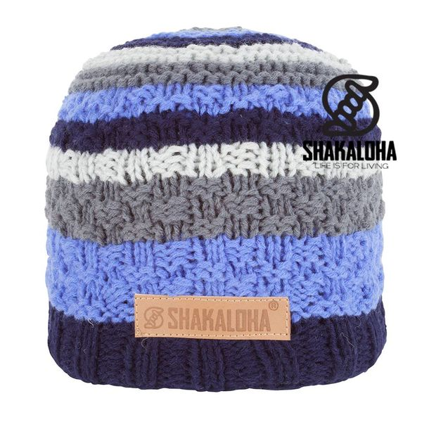 Shakaloha Baha Beanie Purple OneSize