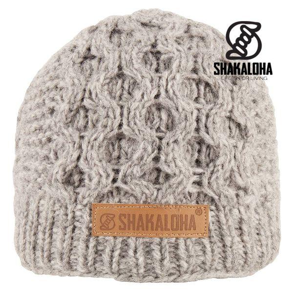 Shakaloha Bar Beanie Gray OneSize