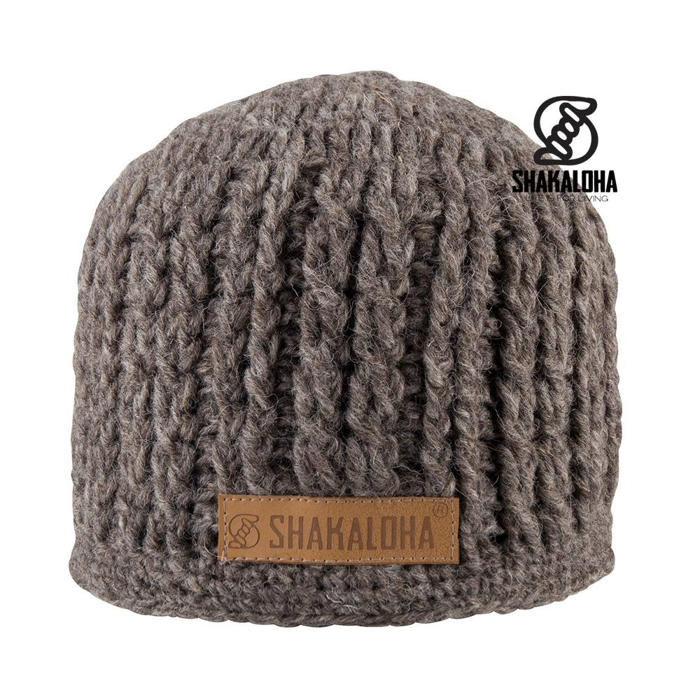 Shakaloha Birk Bonnet LBrown OneSize