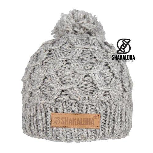 Shakaloha Bona Mütze Grau OneSize