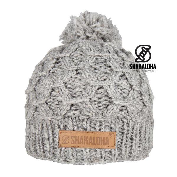 Shakaloha Bona Mütze Grey OneSize