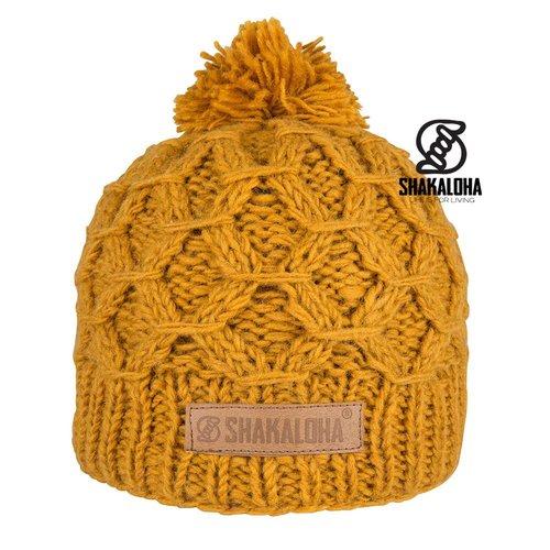 Shakaloha Bona Mütze Mustard OneSize