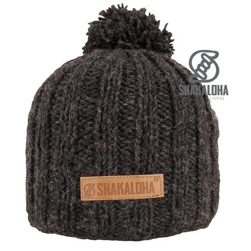 Shakaloha Bopper Mütze Antracite OneSize