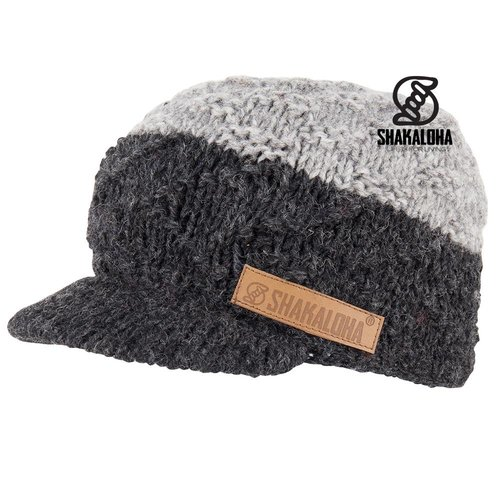 Shakaloha Break Beanie Antracite OneSize