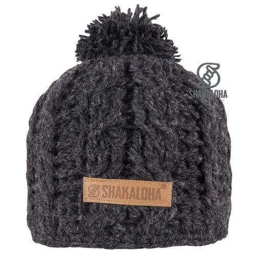 Shakaloha Broh Bonnet Antracite OneSize