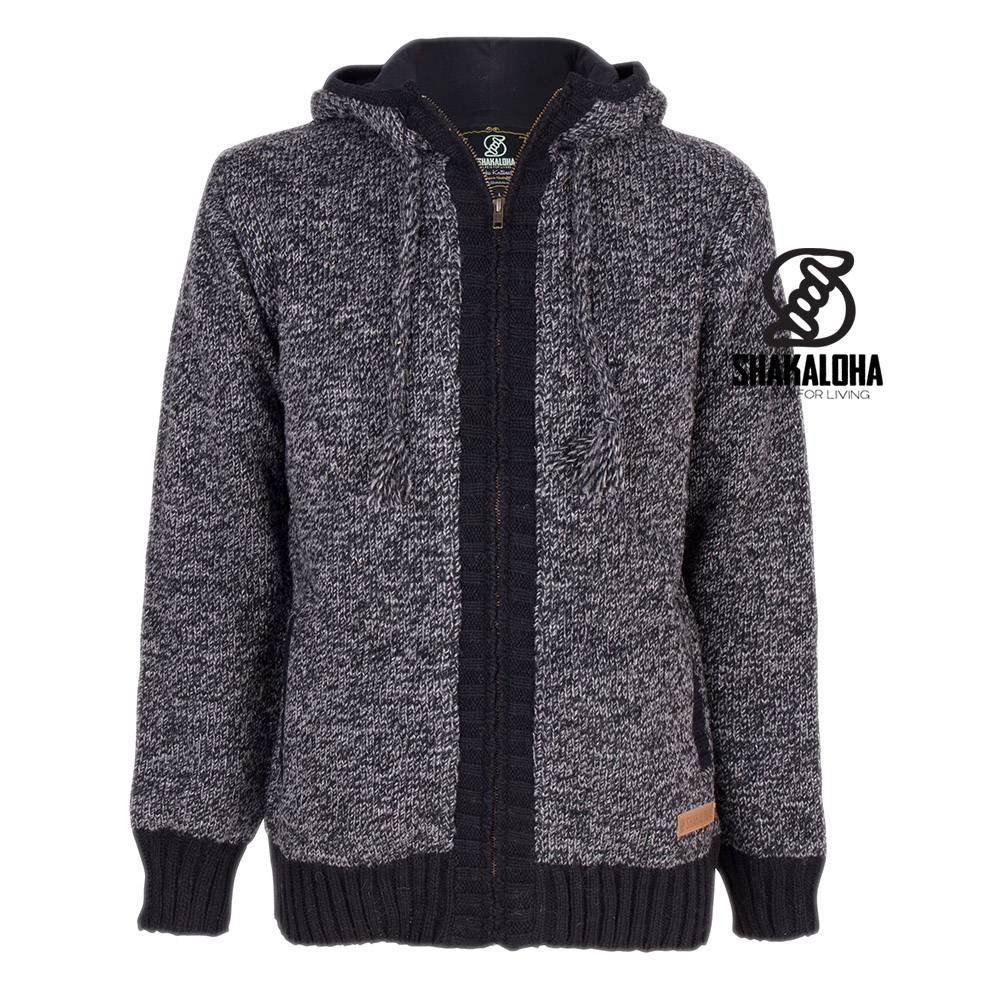 Handmade woolen jacket