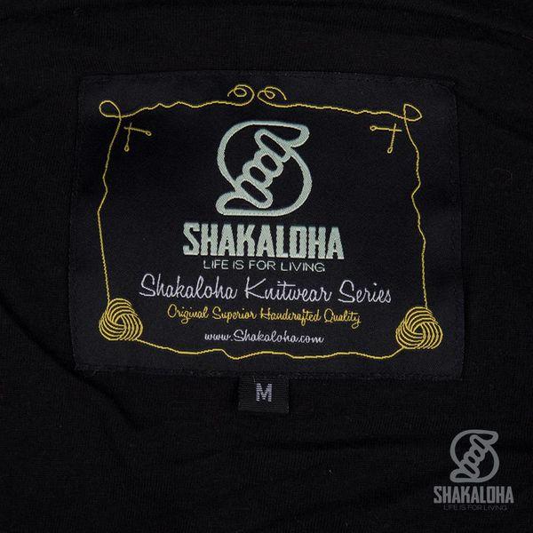 Shakaloha Shakaloha Gebreid Wollen Vest Supermodel ZH  met Katoenen Voering en Afneembare Capuchon - Dames - Handgemaakt in Nepal van Schapenwol