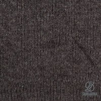 Shakaloha Shakaloha Gebreid Wollen Vest Rosco ZH Licht Bruin Taupe met Katoenen Voering en Afneembare Capuchon - Man/Uni - Handgemaakt in Nepal van Schapenwol