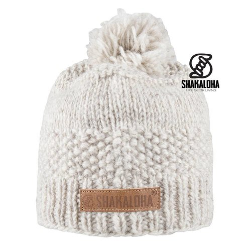 c7cf3545f696e Beige Beanies with fleece lining - Shop.Shakaloha.com