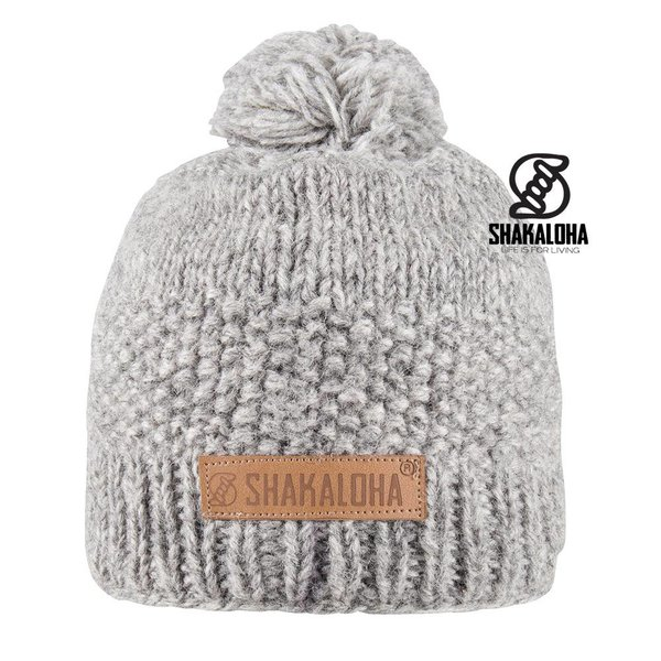 Shakaloha Balm Beanie Grey OneSize