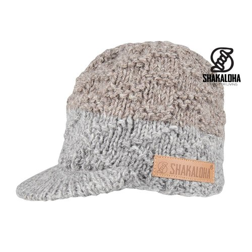 Shakaloha Break Beanie Gray OneSize