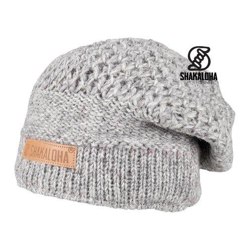 Shakaloha Breazer Beanie Grey OneSize