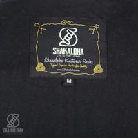Shakaloha Shakaloha Veste en Laine Tricoté Linder Anthracite avec Doublure en coton et Capuche - Femmes - Fabriqué à la main au Népal en laine de mouton