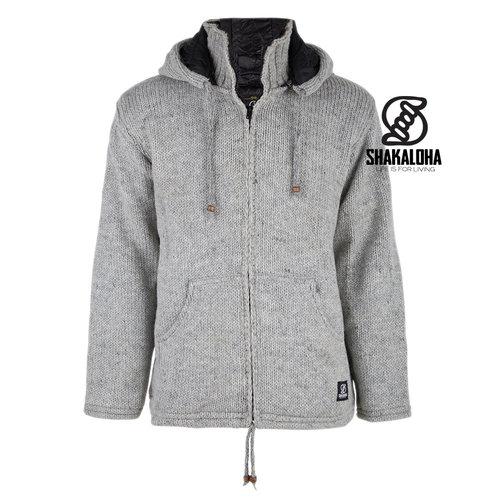 Shakaloha M Breaker Grey