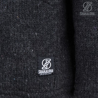 Shakaloha Shakaloha Cruiser Ziphood Antra with cotton jersey lining