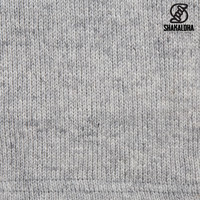 Shakaloha Shakaloha Cruiser Ziphood Grey mit Baumwolljersey-Futter