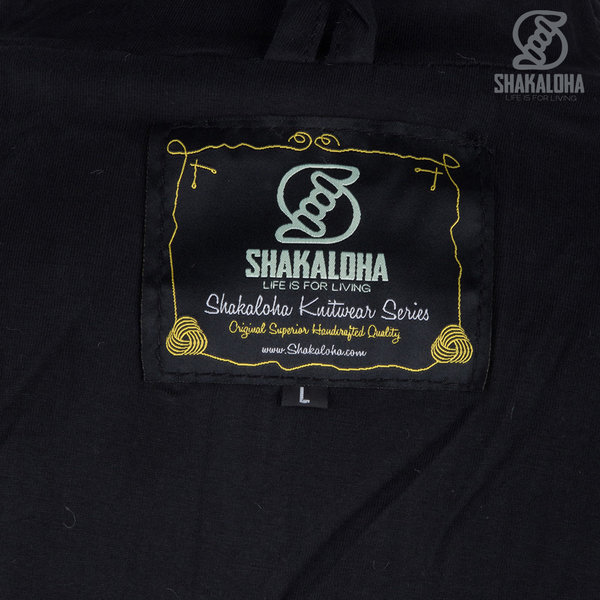 Shakaloha Shakaloha Flyer Anthrazit Wolle Herrenweste