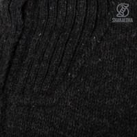 Shakaloha Shakaloha Flyer Anthracite Wool Men's Vest