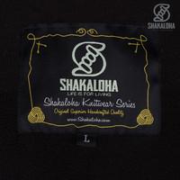 Shakaloha Shakaloha Gebreid Wollen Vest Maverick ZH Licht Bruin Taupe met Fleece Voering en Afneembare Capuchon - Man/Uni - Handgemaakt in Nepal van Schapenwol