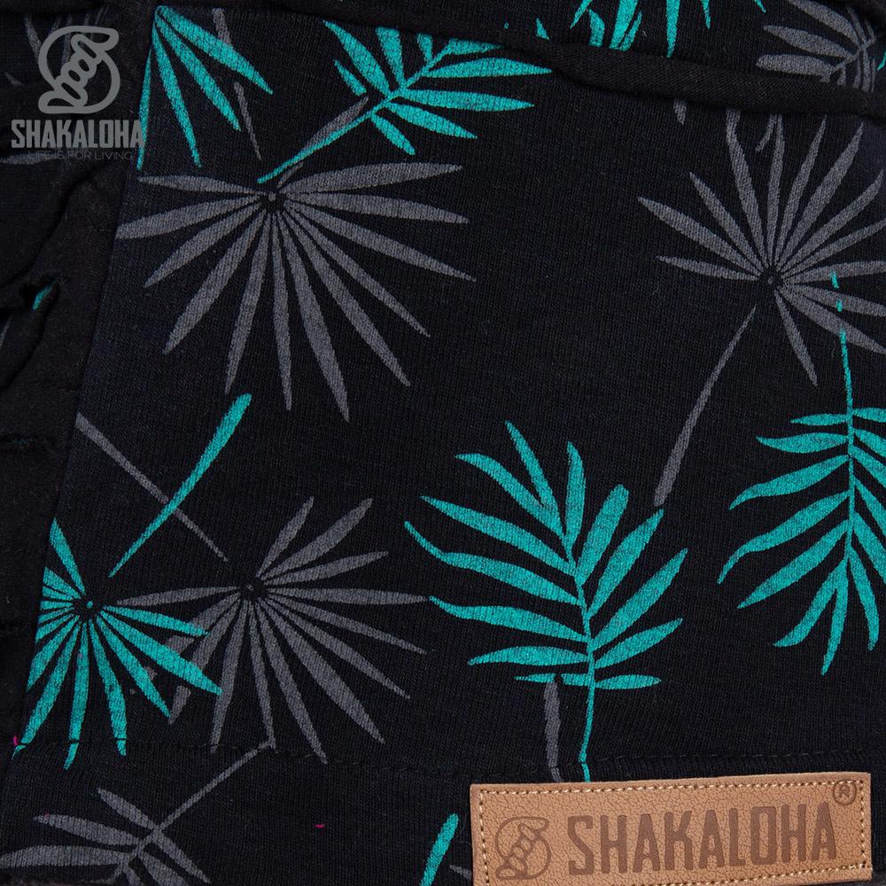 Shakaloha W Pétunia NoirTurquoiseFeuilles