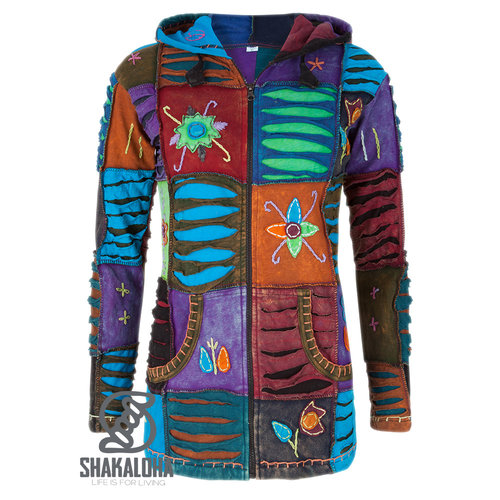Shakaloha W Baumwolle Frizz Multi