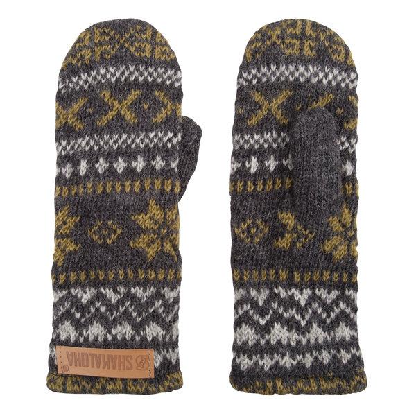 Shakaloha Klick Gloves GreyGreen