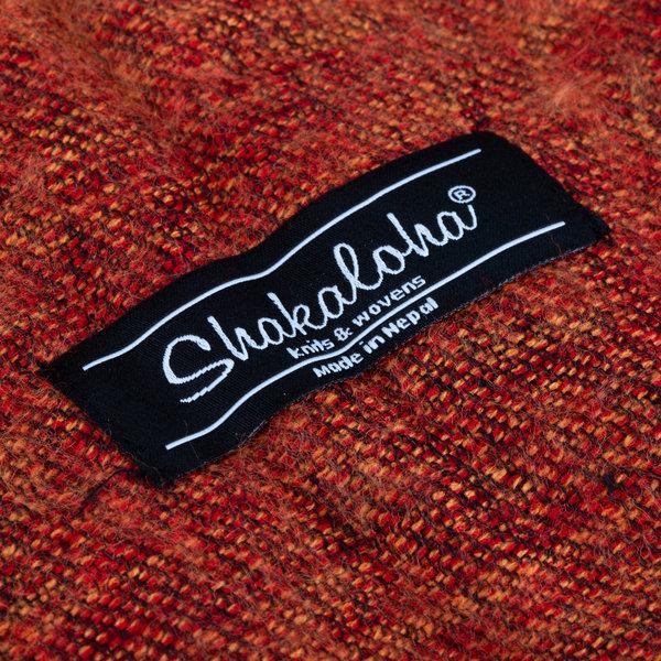 Shakaloha Kanoa Shawl Rust