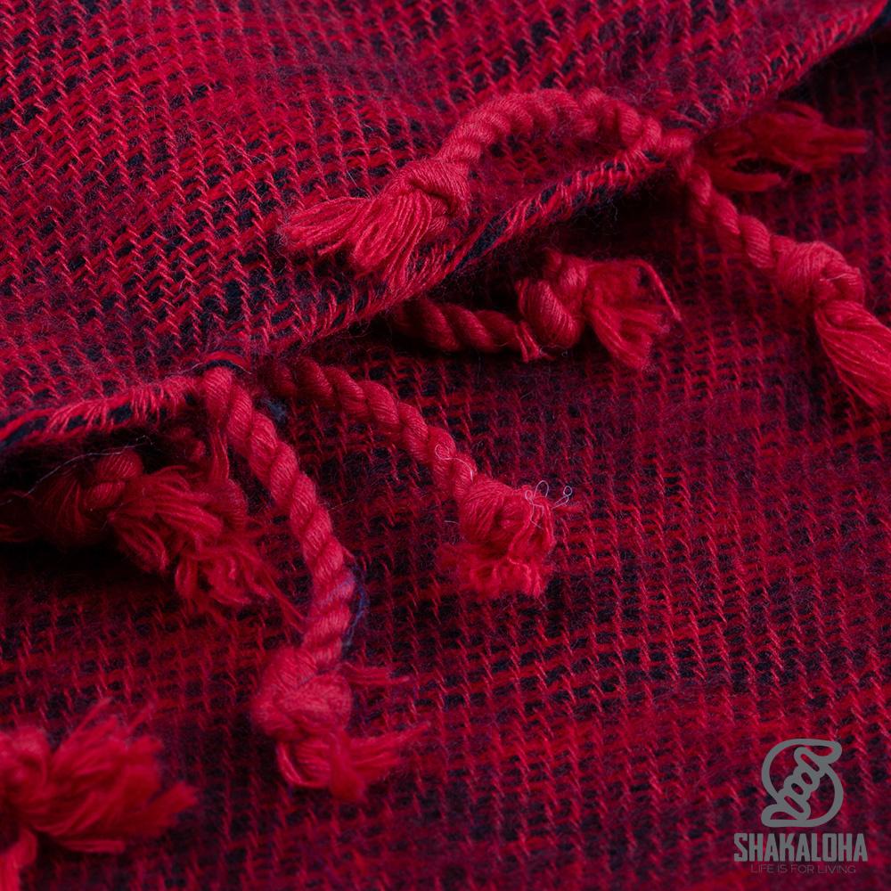 Shakaloha Kanoa roten Schal