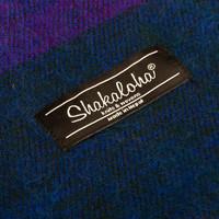 Shakaloha Canoe Shawl PurpleStripe