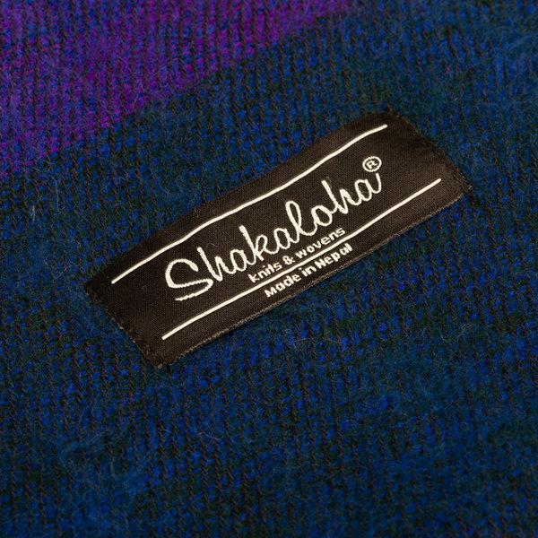 Shakaloha Kanoa Shawl PurpleStripe