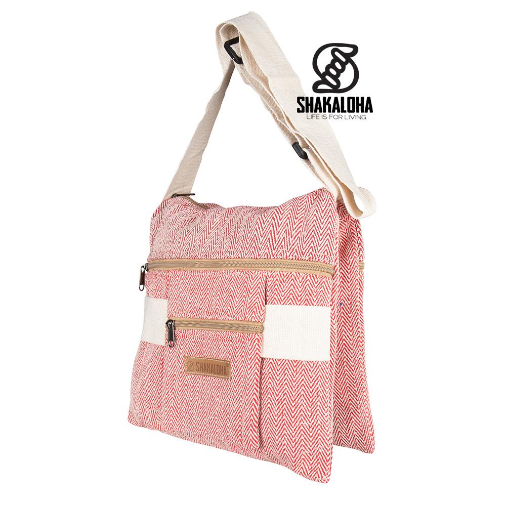 Shakaloha Folder Bag Mini Red