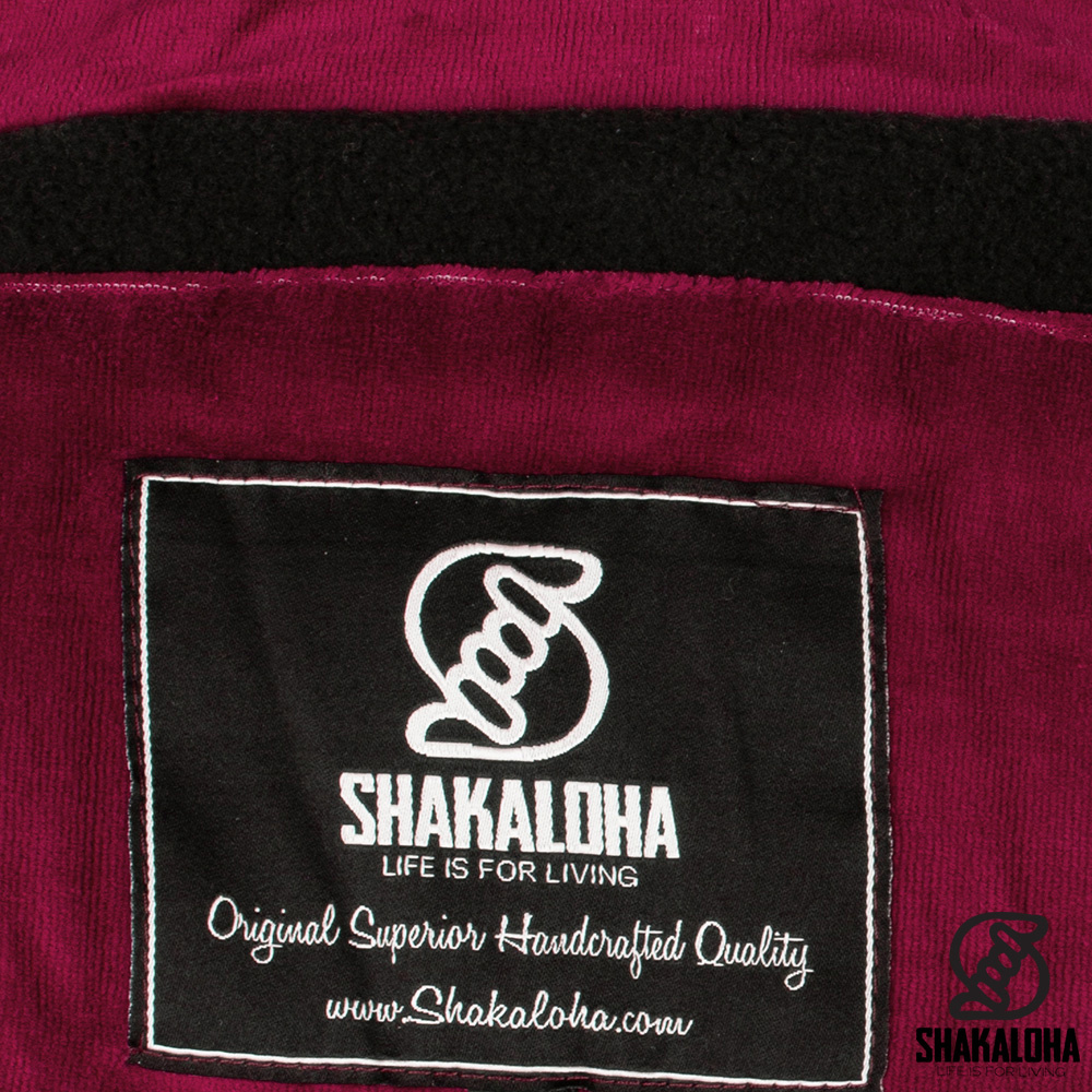 Shakaloha W Vodka Burgundy