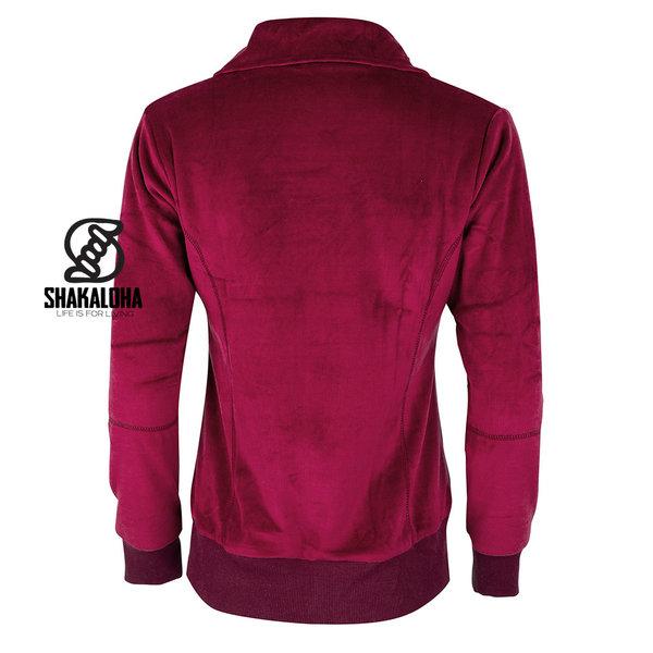Shakaloha W Vixen Burgundy