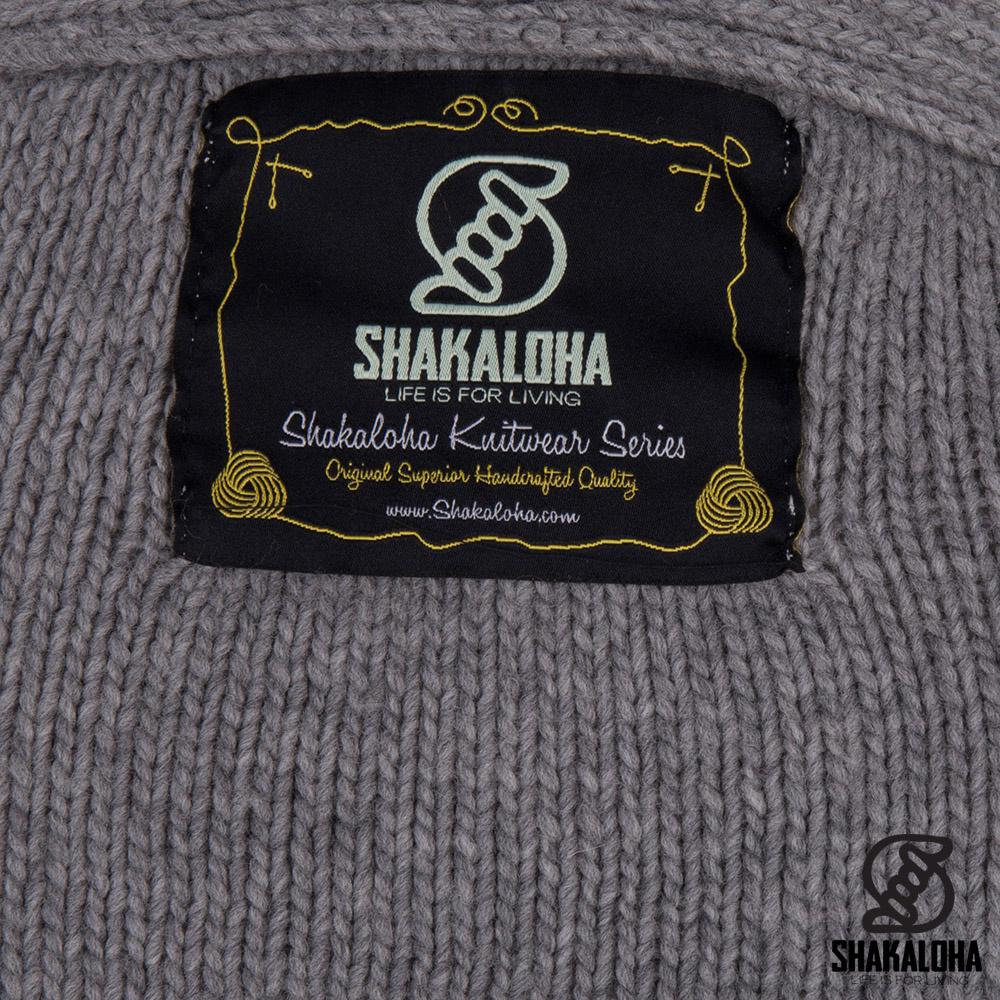 Shakaloha W Plotter Grey