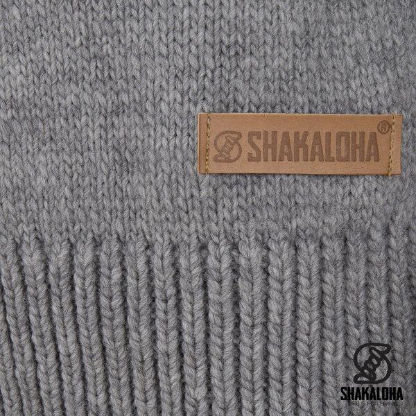 Shakaloha W Highneck Gray