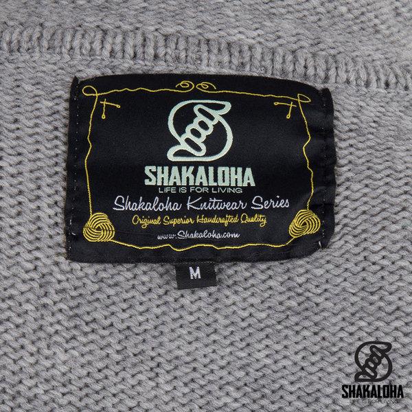 Shakaloha M Rollneck Grey