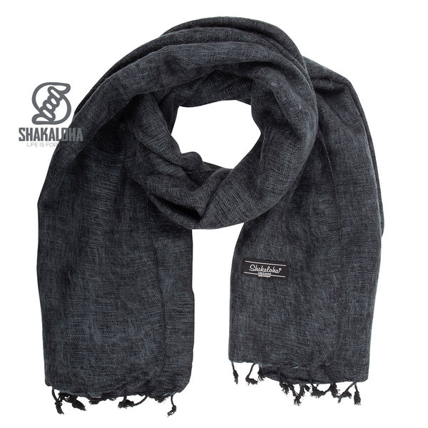 Shakaloha Kanoa Shawl Antracite