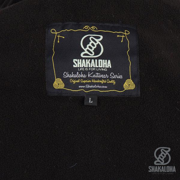 Shakaloha W Patch ZH GreySkyGreen