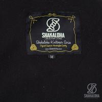 Shakaloha Shakaloha Gebreid Wollen Vest Patch ZH Vervaagd Meerkleurig met Fleece Voering en Afneembare Capuchon - Dames - Handgemaakt in Nepal van Schapenwol