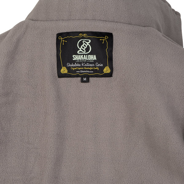Shakaloha W Woodcord DLX Gray