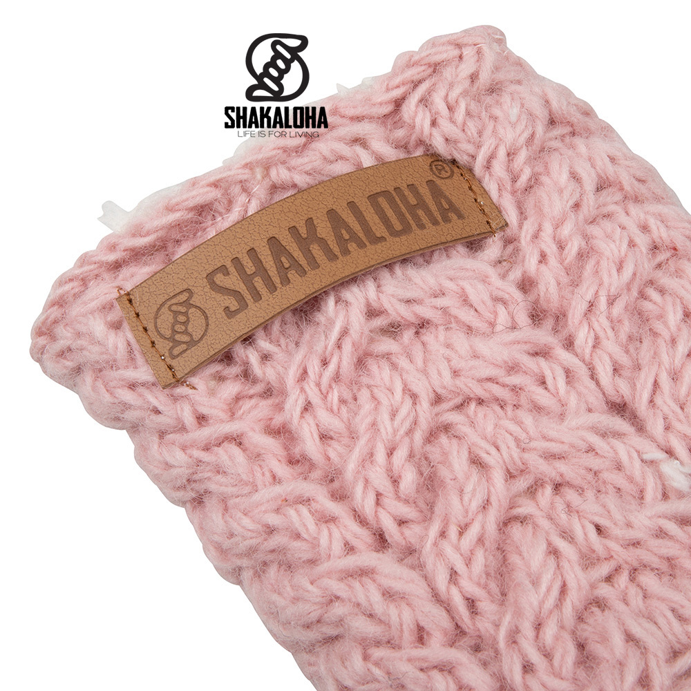 Shakaloha Easy Sunday Socks OldPink