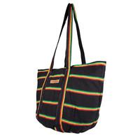 Shakaloha Beach Bag Heach Bag Rasta Color