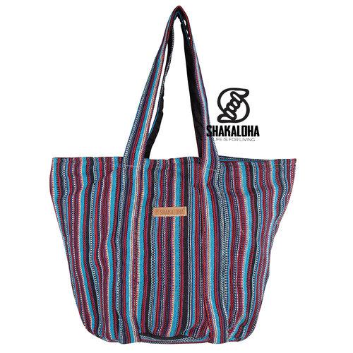 Shakaloha Sac de plage Heach Bag Bleu