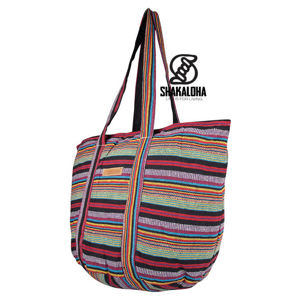 Shakaloha Bontgekleurde Strandtas Bohemian Style Heach Bag