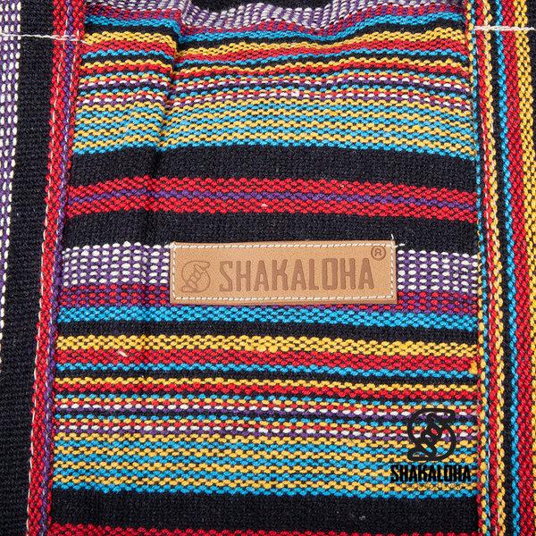 Shakaloha Fur-colored Beach Bag Bohemian Style Heach Bag