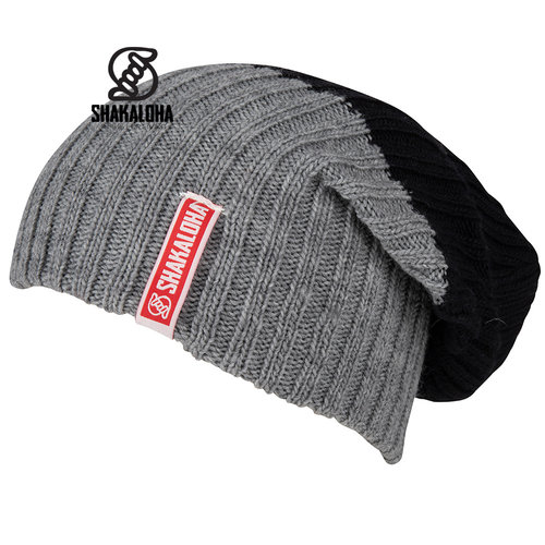Shakaloha Bonnet Buxy MrnRv GreyBlck