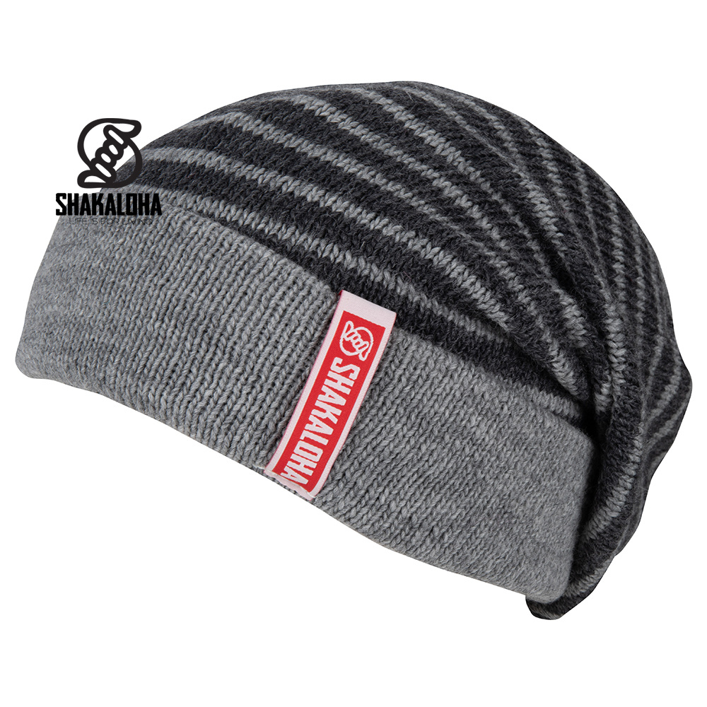 Shakaloha Bonnet Brut MrnRv GreyAntra
