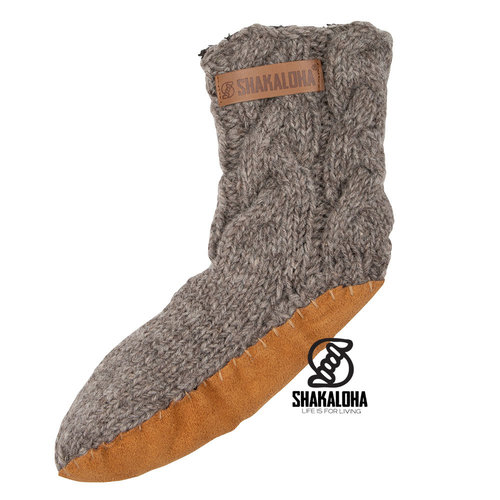 Shakaloha Soled Saturday Socks Grey
