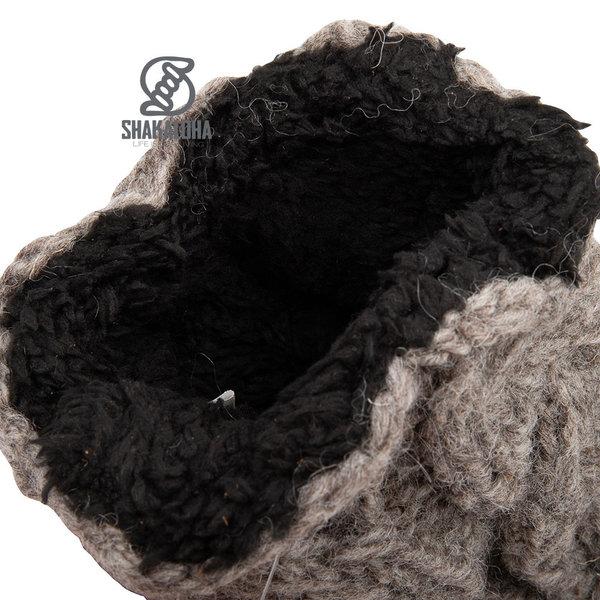 Shakaloha Soled Saturday Socks Grey