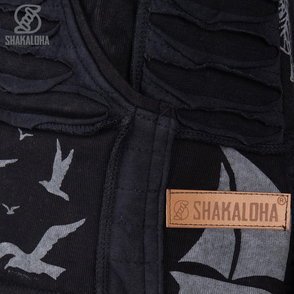 Shakaloha W Seabreeze Noir Gris